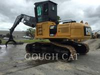 Equipment photo CATERPILLAR 325DFMLL CARICATORE DI TRONCHI 1