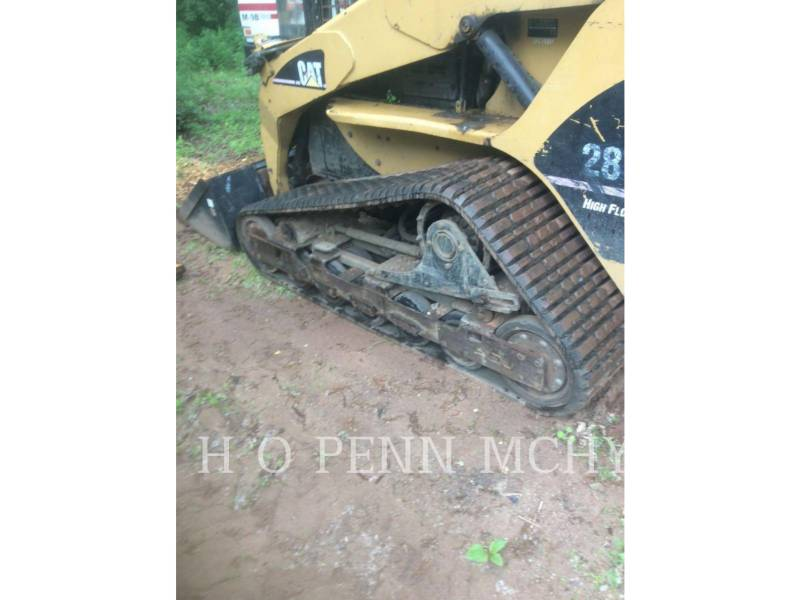 CATERPILLAR MULTI TERRAIN LOADERS 287B equipment  photo 7
