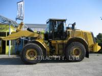 CATERPILLAR WHEEL LOADERS/INTEGRATED TOOLCARRIERS 972K equipment  photo 4