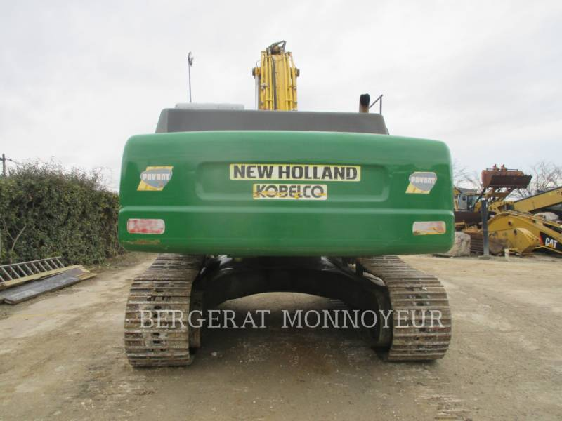NEW HOLLAND KETTEN-HYDRAULIKBAGGER E385 equipment  photo 7