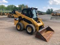 CATERPILLAR SCHRANKLADERS 262 D equipment  photo 1