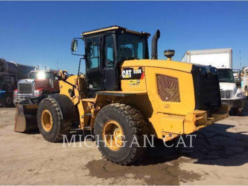 CATERPILLAR CARGADORES DE RUEDAS 930K RQ equipment  photo 3