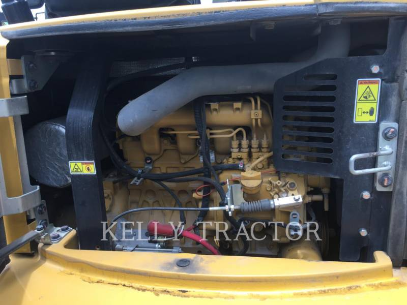 CATERPILLAR ESCAVATORI CINGOLATI 305E2CR equipment  photo 9