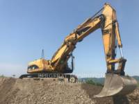 CATERPILLAR KETTEN-HYDRAULIKBAGGER 325CLN equipment  photo 4