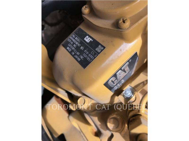 CATERPILLAR トラック油圧ショベル 303 E CR equipment  photo 17