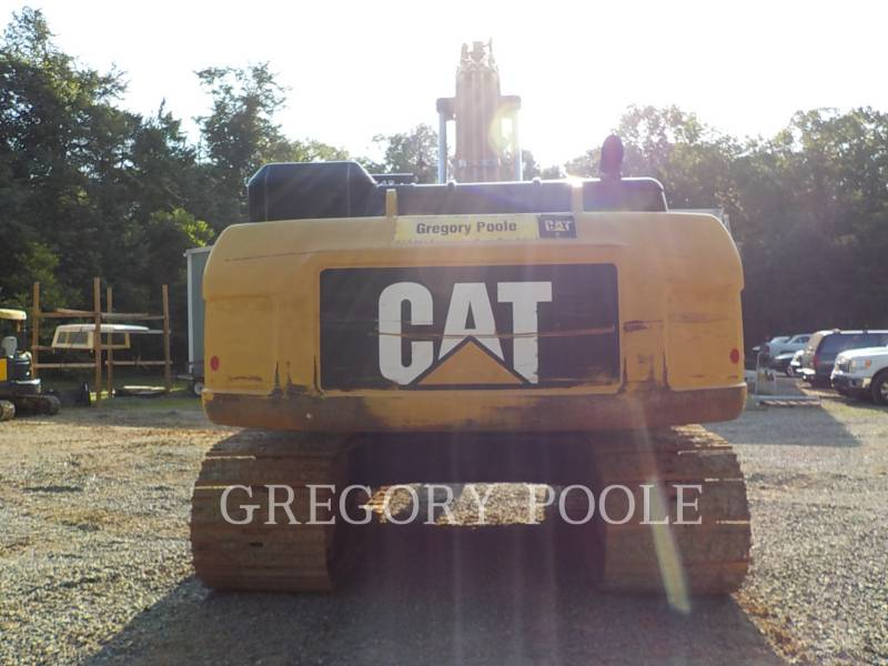 CATERPILLAR KETTEN-HYDRAULIKBAGGER 330DL equipment  photo 13
