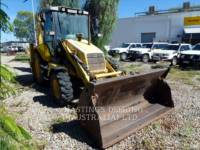 Equipment photo NEW HOLLAND LTD. LB90B_NH BACKHOE LOADERS 1