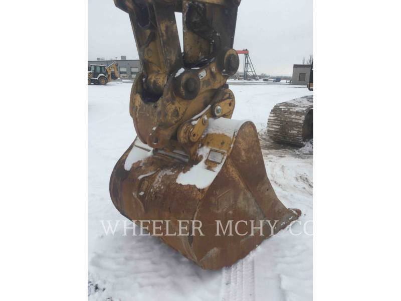 CATERPILLAR TRACK EXCAVATORS 336E L CFM equipment  photo 12