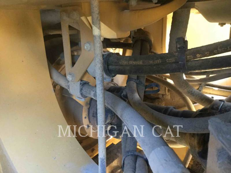 Caterpillar CAMIOANE ARTICULATE 740 T equipment  photo 15