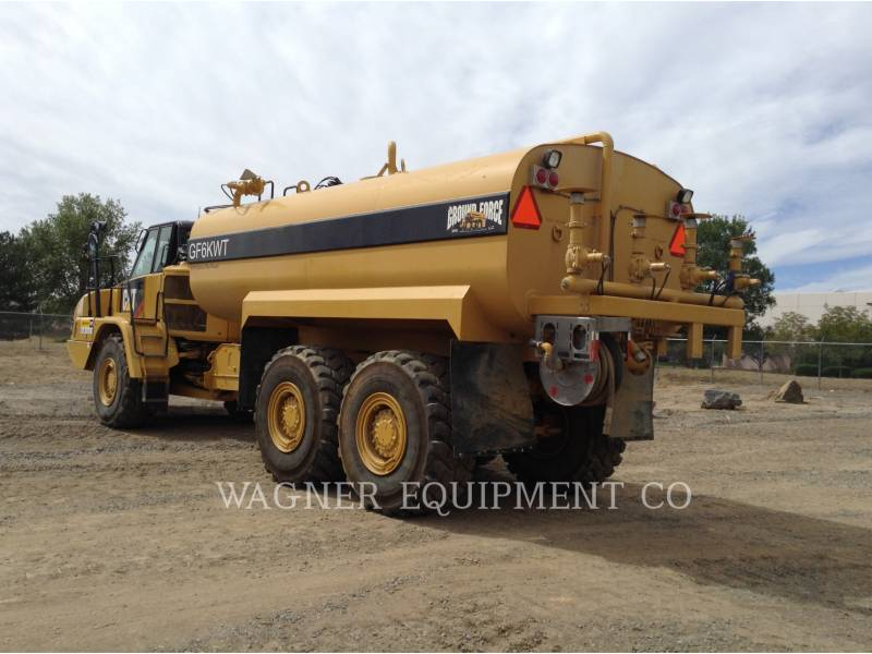 CATERPILLAR WATER WAGONS 730C WT equipment  photo 4