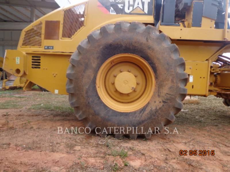 CATERPILLAR SOPORTE DE TAMBOR ÚNICO VIBRATORIO CP56 equipment  photo 10