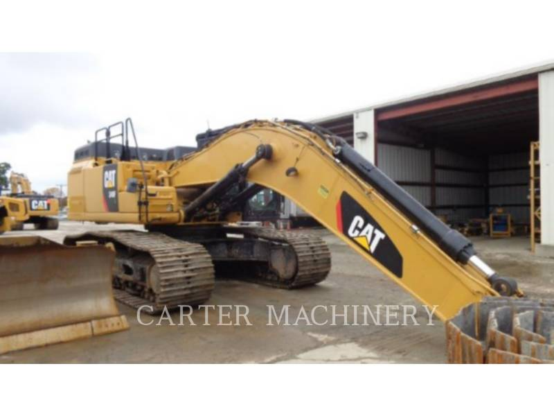 CATERPILLAR TRACK EXCAVATORS 349F 12 equipment  photo 1