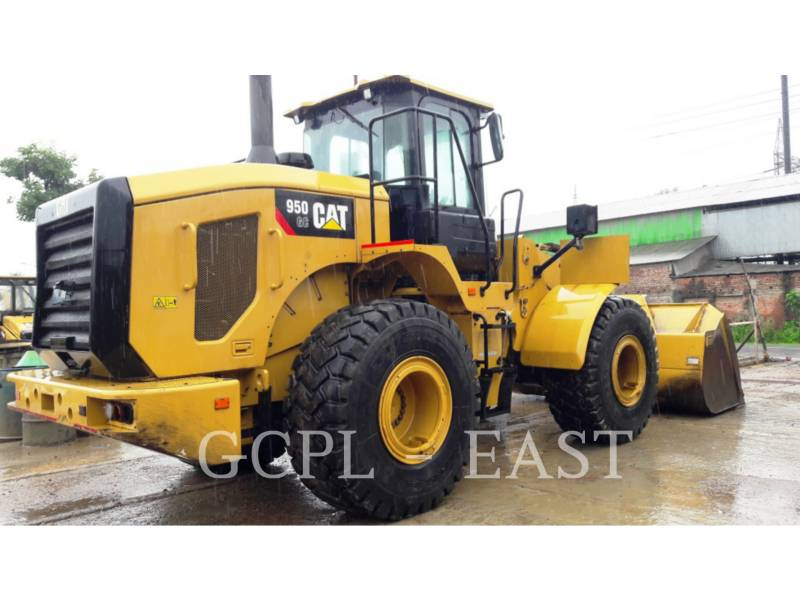 CATERPILLAR PALE GOMMATE/PALE GOMMATE MULTIUSO 950GC equipment  photo 6