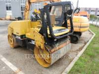 CATERPILLAR VIBRATORY DOUBLE DRUM ASPHALT CB-334EII equipment  photo 22