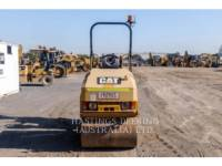 CATERPILLAR TAMBOR DOBLE VIBRATORIO ASFALTO CB22 equipment  photo 2