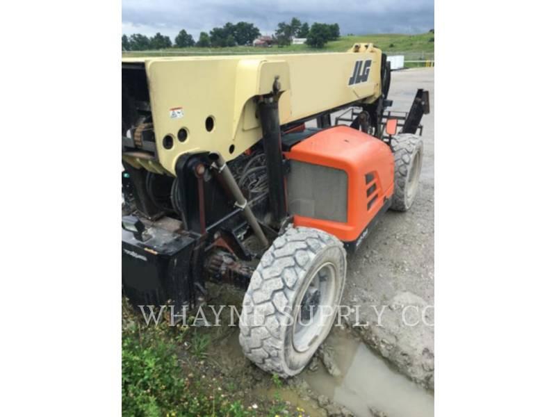 JLG INDUSTRIES (EUROPE) TELEHANDLER G12-55A equipment  photo 3