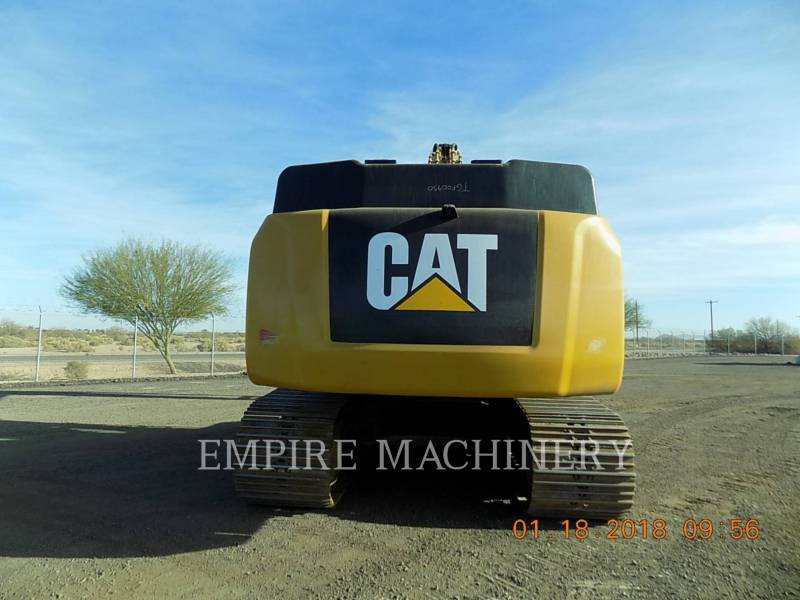 CATERPILLAR ESCAVATORI CINGOLATI 349EL equipment  photo 8