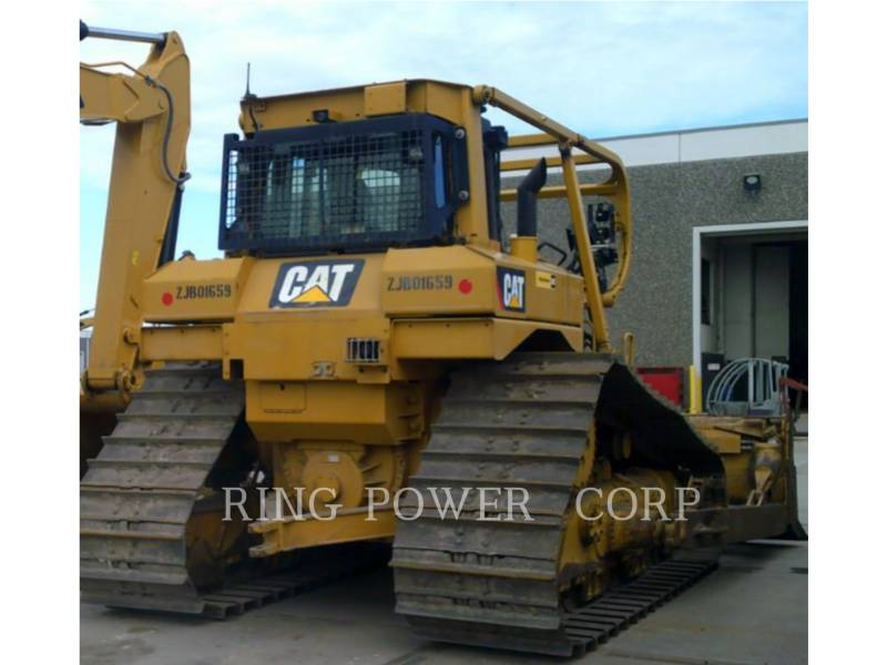 CATERPILLAR TRACTORES DE CADENAS D6TLGP equipment  photo 4
