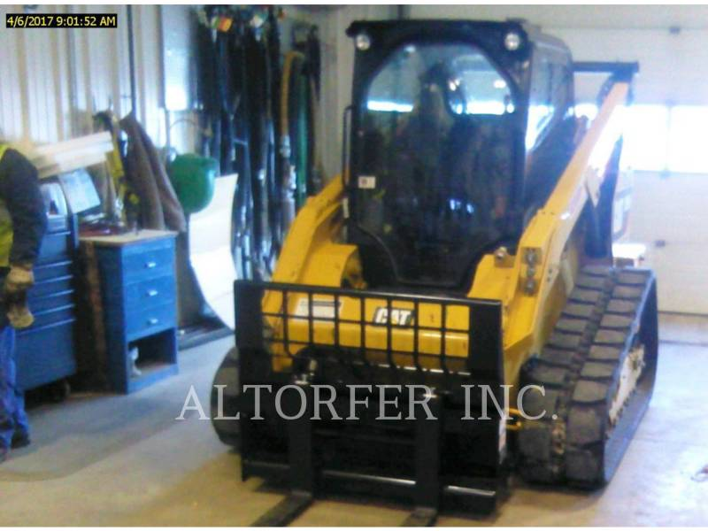 CATERPILLAR SKID STEER LOADERS 289D XPS equipment  photo 1