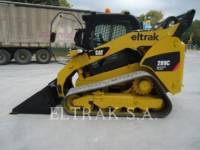 CATERPILLAR MULTI TERRAIN LOADERS 289C equipment  photo 11