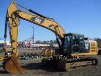 Equipment photo CATERPILLAR 320E 9TC TRACK EXCAVATORS 1