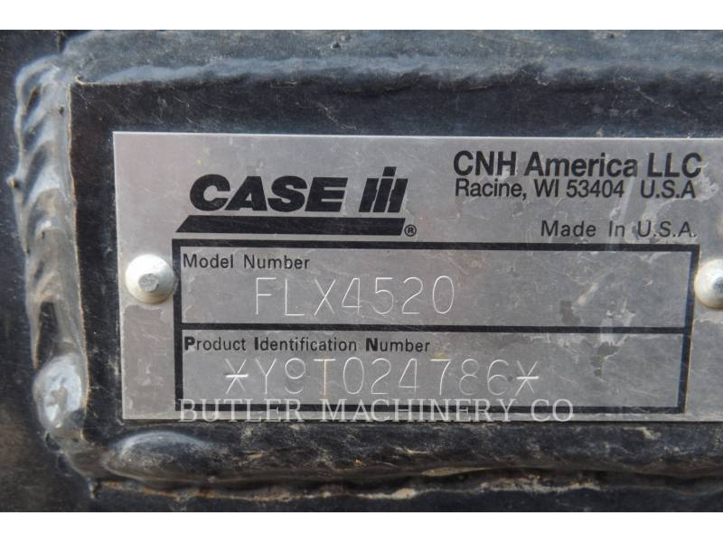 CASE/INTERNATIONAL HARVESTER PULVERIZADOR 4520 equipment  photo 11