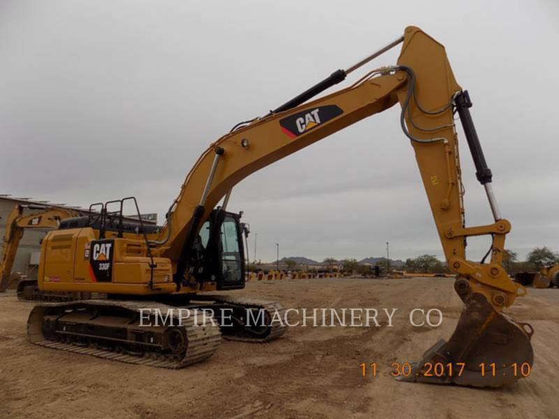 CATERPILLAR TRACK EXCAVATORS 330FL    P equipment  photo 1