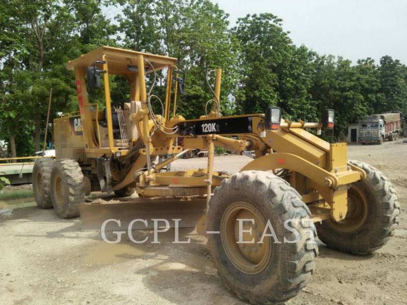 CATERPILLAR MOTONIVELADORAS 120K2 equipment  photo 8