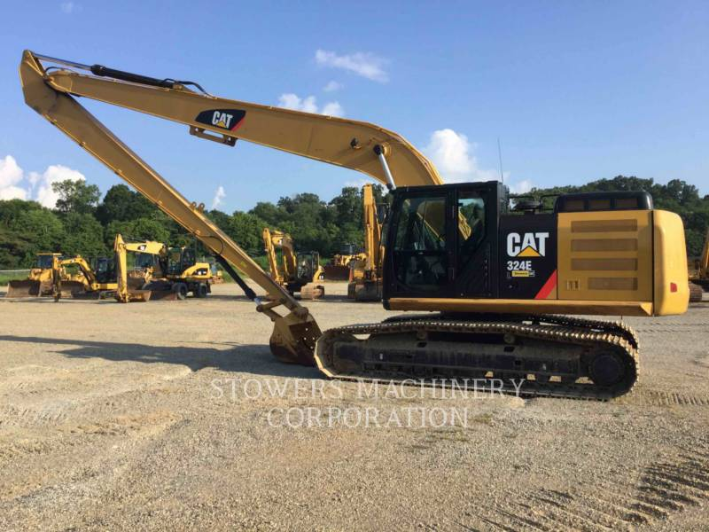 CATERPILLAR EXCAVADORAS DE CADENAS 324EL LR equipment  photo 1