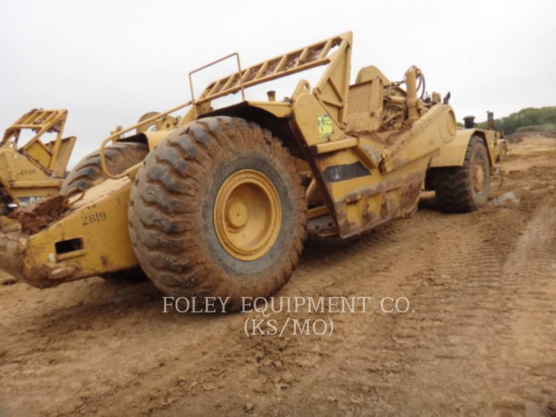 CATERPILLAR MOTOESCREPAS 631E equipment  photo 3