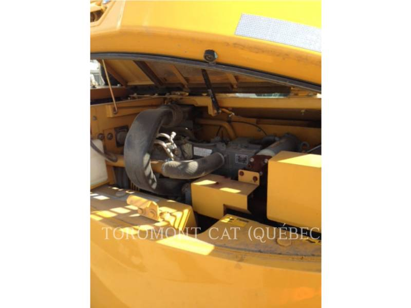 JOHN DEERE EXCAVADORAS DE CADENAS 85D equipment  photo 9