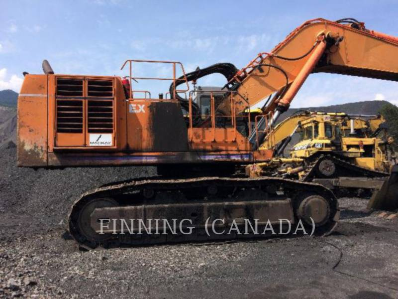 HITACHI PALA PARA MINERÍA / EXCAVADORA EX 1100-3 equipment  photo 4