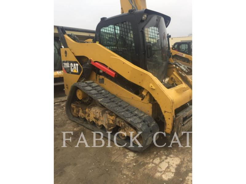 CATERPILLAR DELTALADER 299D XHP equipment  photo 1