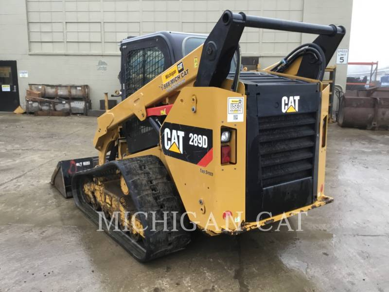 Caterpillar ÎNCĂRCĂTOARE PENTRU TEREN ACCIDENTAT 289D A2Q equipment  photo 4