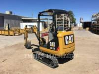 CATERPILLAR PELLES SUR CHAINES 301.7D equipment  photo 3