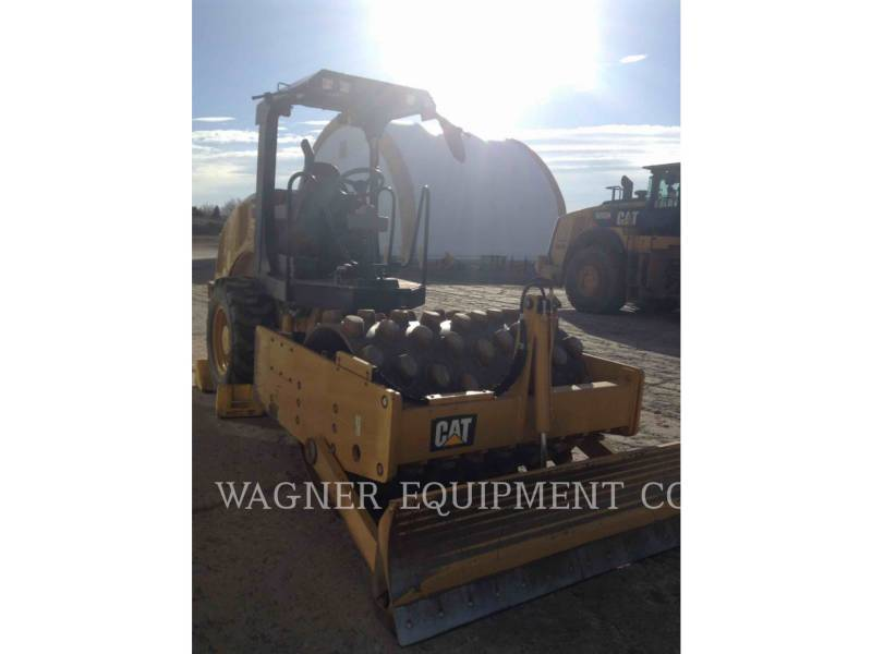 CATERPILLAR COMPACTADORES CP44B equipment  photo 2