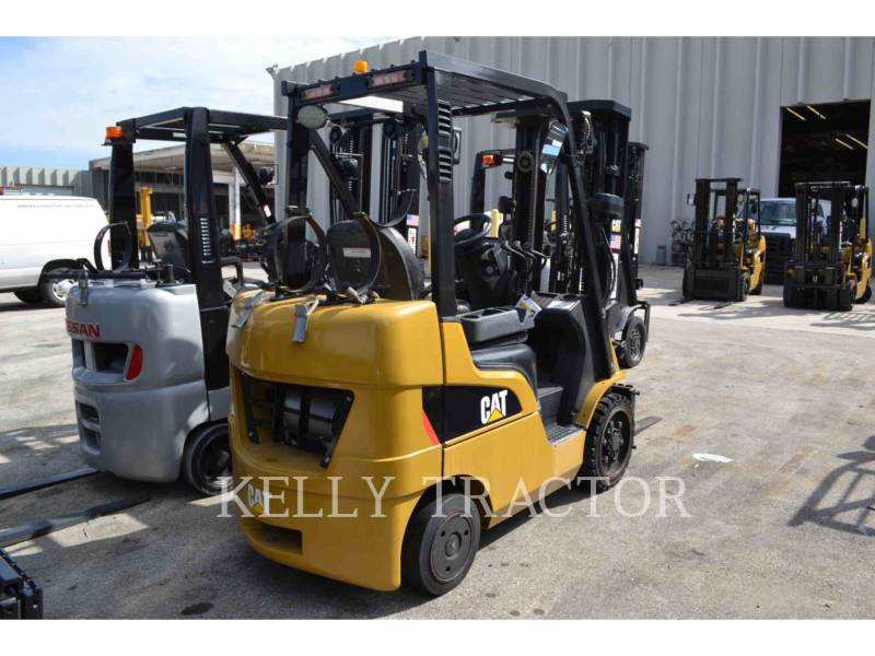 CATERPILLAR LIFT TRUCKS ELEVATOARE CU FURCĂ C5000 equipment  photo 3
