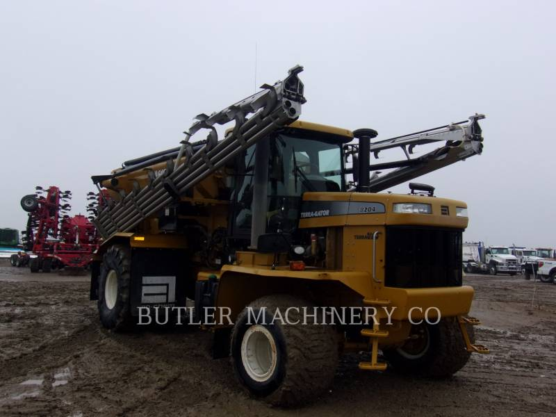 TERRA-GATOR ROZPYLACZ TG8204AM2K equipment  photo 1
