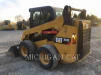 CATERPILLAR MINICARGADORAS 242D C equipment  photo 4