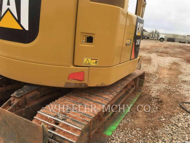 CATERPILLAR EXCAVADORAS DE CADENAS 314E L CF equipment  photo 4