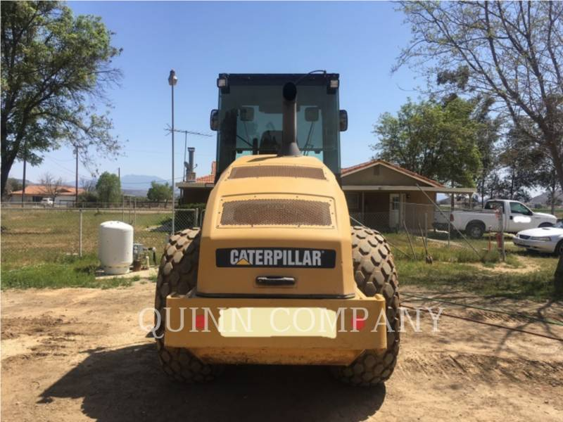 CATERPILLAR COMPACTADORES DE SUELOS CS56 equipment  photo 4