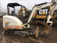 Equipment photo BOBCAT 328 TRACK EXCAVATORS 1