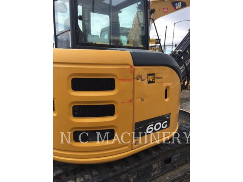 JOHN DEERE TRACK EXCAVATORS 60G equipment  photo 15