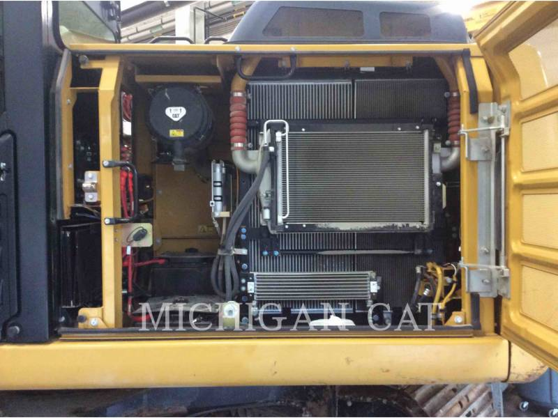 CATERPILLAR KETTEN-HYDRAULIKBAGGER 320EL equipment  photo 17