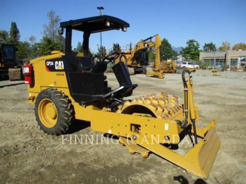 CATERPILLAR COMPACTORS CP34 equipment  photo 2