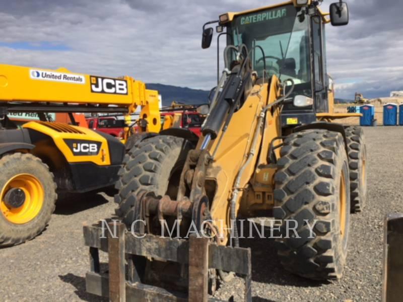 CATERPILLAR RADLADER/INDUSTRIE-RADLADER 924H equipment  photo 2