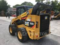 CATERPILLAR MINICARGADORAS 262 D equipment  photo 5