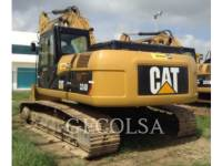 CATERPILLAR PELLE MINIERE EN BUTTE 324DL equipment  photo 4