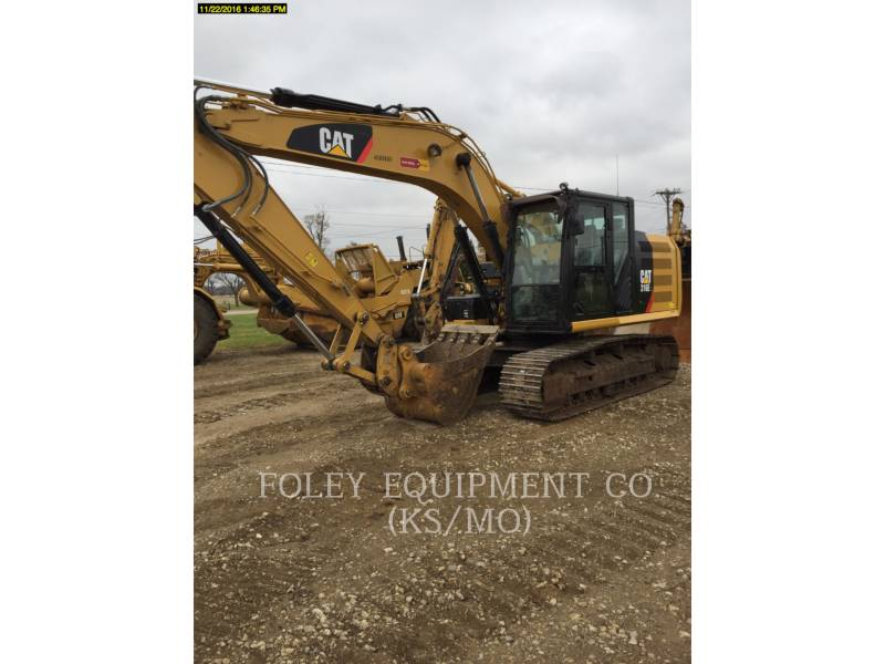 CATERPILLAR TRACK EXCAVATORS 316EL9 equipment  photo 2
