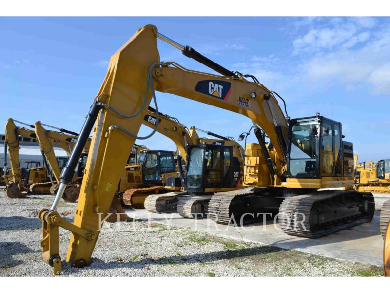 CATERPILLAR PELLES SUR CHAINES 335FLCR equipment  photo 2